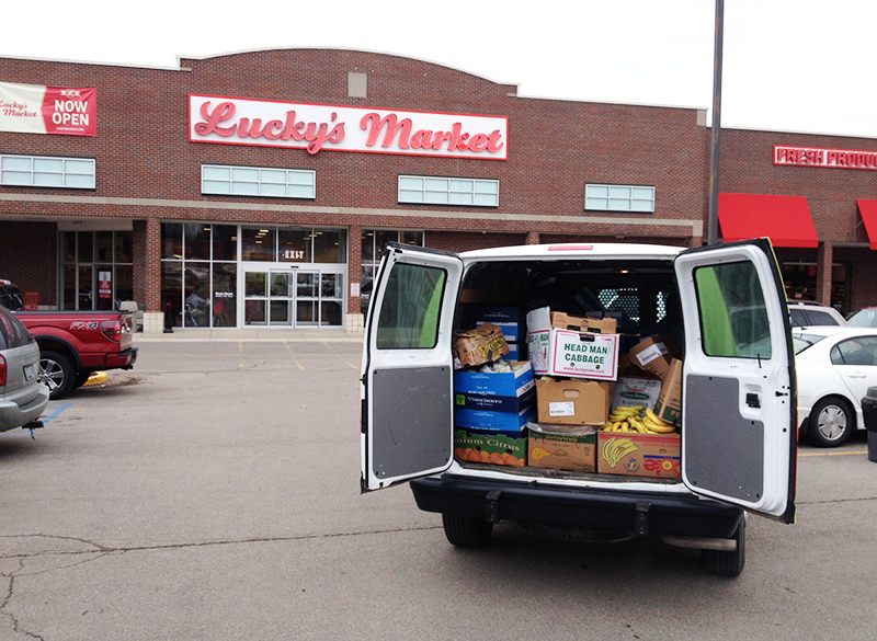 We Need Grocery Gleaners For February!