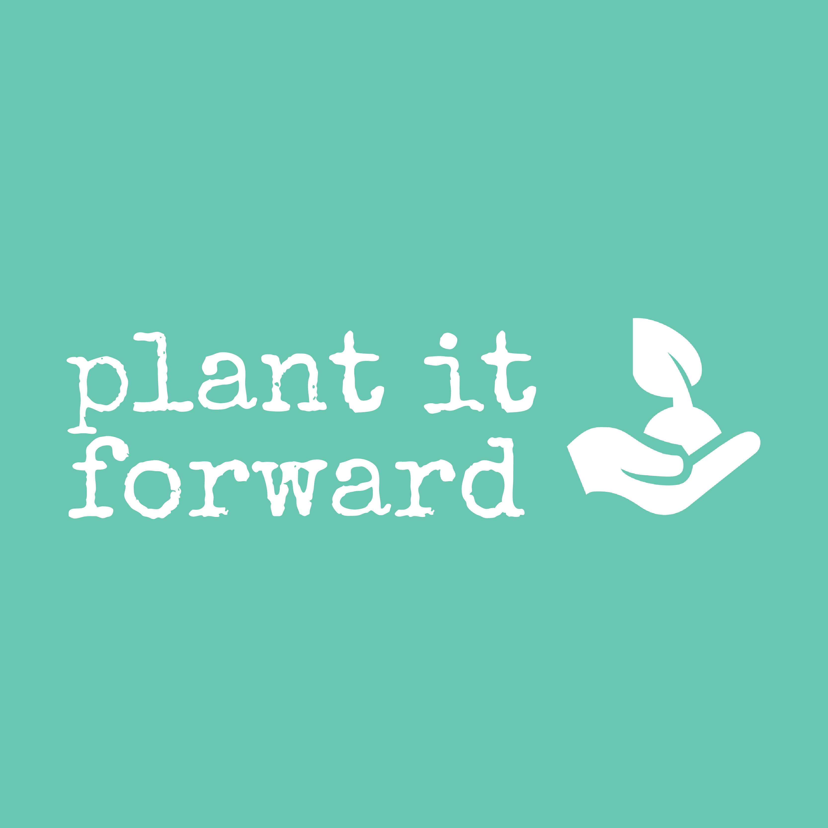 Plant It Forward: Grow To Glean