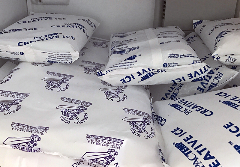 Gleanky Can Use Your Unwanted Ice Packs Glean Kentucky