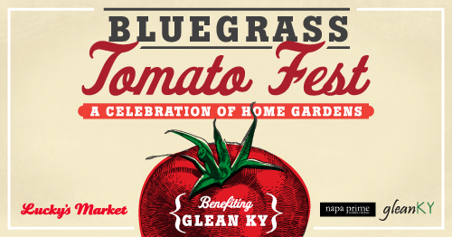 Celebrate Home Gardening At Bluegrass Tomato Fest 2017!