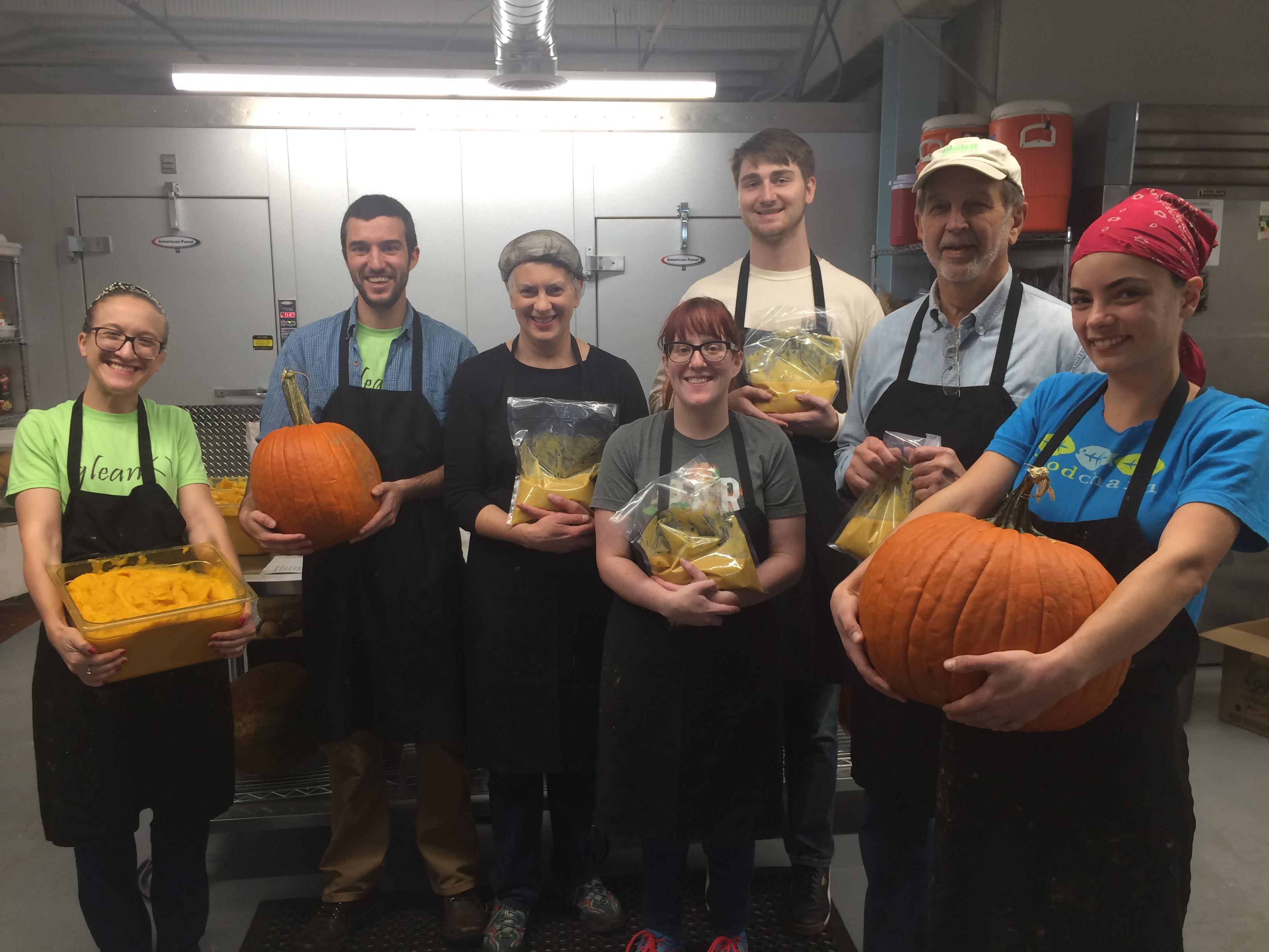 4th Annual Pumpkin Pie Party