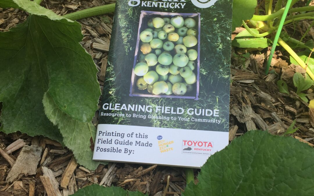 Gleaning Field Guide Distributed to Every Kentucky County