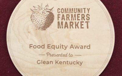 Food Equity Award